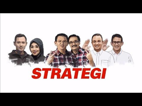 FULL: Debat 2 Pilkada DKI Jakarta 2017 ; AHY - Sylvi, Ahok - Djarot, Anies - Sandi