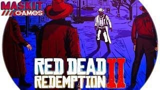 Red Dead Redemption 2 Online | 2K 60fps | Я Зафачился...