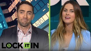 Todd likes 49ers to win big vs Packers, says to take the over for Chiefs vs Titans | LOCK IT IN