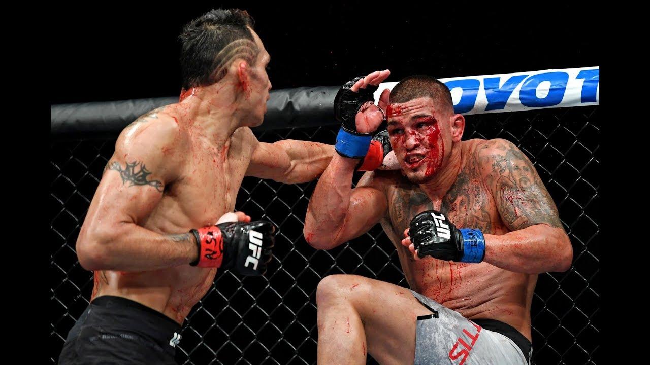 Tony Ferguson vs Anthony Pettis The Bloody Showdown - UFC ...