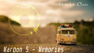 [Music box Cover] Maroon 5 - Memories