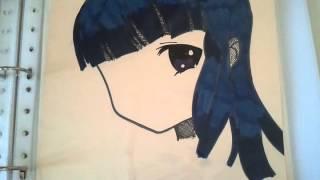 Мои Рисунки Аниме ...