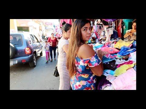 Aun caminando por el mercado de Metapan | Santa Ana El Salvador