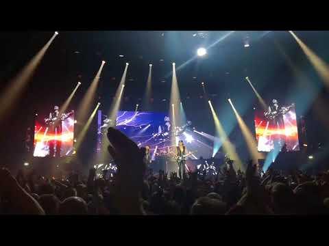 Scorpions Concert in Royal Arena Copenhagen