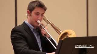 Carnegie Hall Trombone Master Class: Wagner