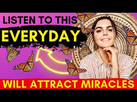 listen-to-this-everyday-|-miracle-manifesting-daily-routine