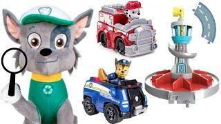 Juguetes paw patrol español¿y los coches o camiones del centro de mando?video patrulla canina bebes