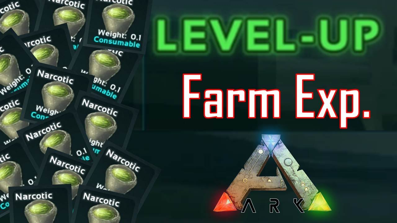Farm exp narcotics ark survival evolved youtube farm exp narcotics ark survival evolved malvernweather Choice Image