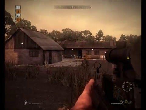 """Смотреть прохождение игры [Coop] Operation Flashpoint 2. Серия 6: """"Fuck! или Где патроны?"""""""