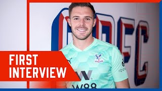 Jack Butland signs! | First interview
