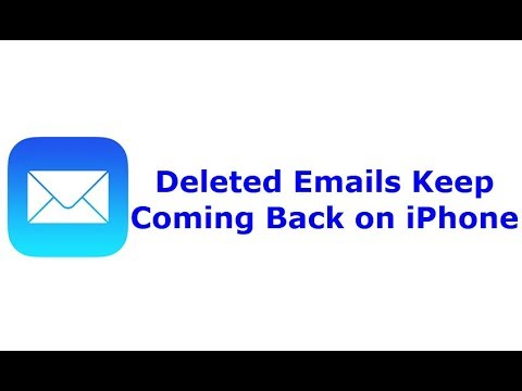 Deleted Emails Keep Coming Back on iPhone (Solved)