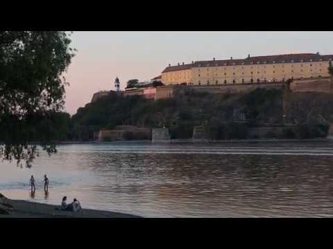 Petrovaradin Fortress, Петроварадин Novi Sad Yugoslavia June 2017