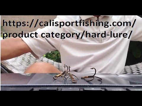 Cách Thức buộc Tóm lưỡi câu 3 cạnh dut cá Không Ăn Mồi luon cả cá Tuna