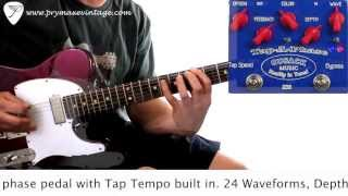 Cusack Music Tap-A-Phase Phaser