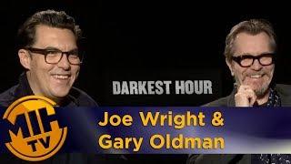 Gary Oldman, Joe Wright: Darkest Hour interview
