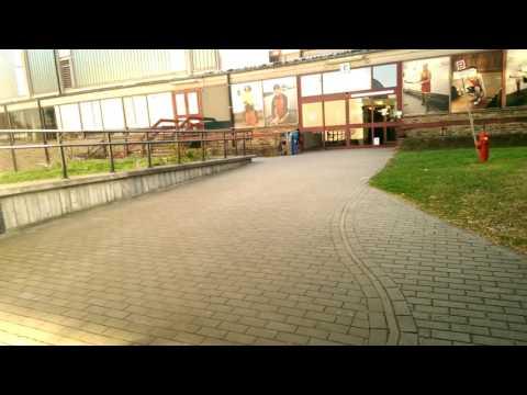 Solbosch campus walk