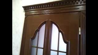 Двери из дуба(Изготовляю двери и мебель из дерева своими руками., 2013-03-16T07:35:41.000Z)