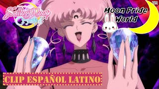 Sailor Moon Crystal - Acto 24 Ataque Black Lady Español Latino