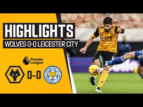 Wolves Leicester Goals And Highlights