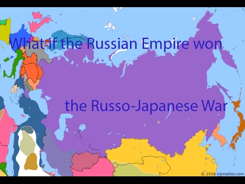 Russo-Japanese War || What if Russia won instead || THAT GUY D
