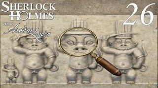 Let's Play Sherlock Holmes jagt Arsène Lupin #26 - Fehlersuchbild in antik (Deutsch)