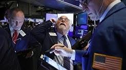 Wall Street afunda com receio do coronavírus