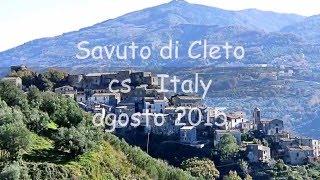 Savuto di Cleto 2015