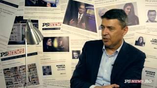 Marian Petrache, despre Romania cu Laura Chiriac