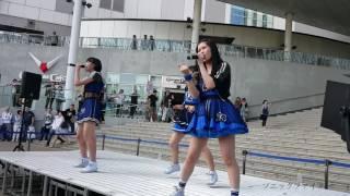 2016/05/14 ダイバーシティ東京で行われた GALETTe 6月21日発売の新曲ソニックファイター リリースイベント(1部)の模様です。 セットリストは下記にな...