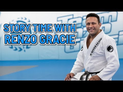 Pros react to Renzo Gracie submission victory in MMA return
