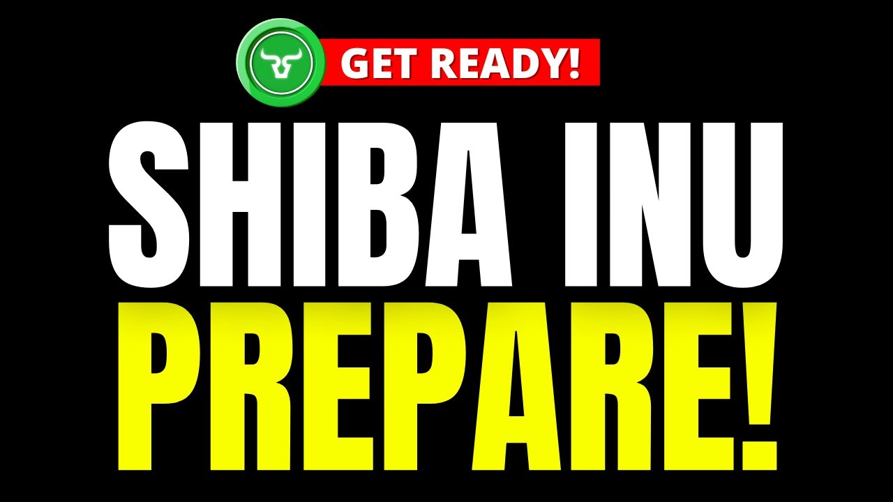 Shiba Inu HOLDERS PREPARE NOW!!! YOU MIGHT JUST BECOME A MILLIONAIRE OVERNIGHT!