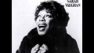 Sarah Vaughan ft. Joe Pass - I Didn't Know What Time It Was