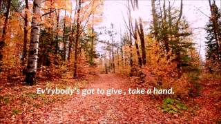 "The Bee Gees - ""Give A Hand, Take A Hand"""