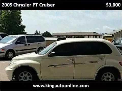 2005 Chrysler PT Cruiser Used Cars Omaha NE