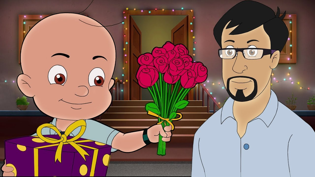 Mighty Raju - Love you Daddy | Father's Day Special Video