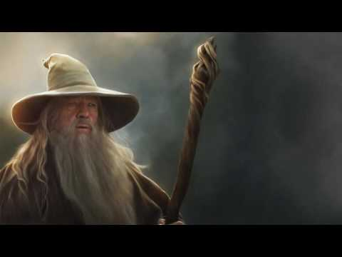 "One Hour of Gandalf Falling to Howard Shore's ""The Bridge of Khazad Dum"" (High Quality Audio Only)"