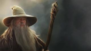 One Hour Of Gandalf Falling To Howard Shore S The Bridge Of Khazad Dum High Quality Audio Only