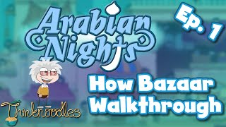 ★ Poptropica: Arabian Nights Ep. 1 - How Bazaar Walkthrough ★