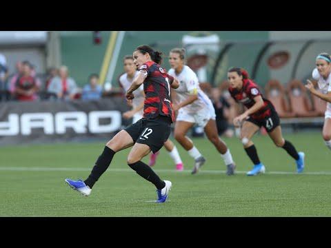 NWSL MATCH HIGHLIGHTS | Portland Thorns FC 5, Houston Dash 0 | July 24, 2019