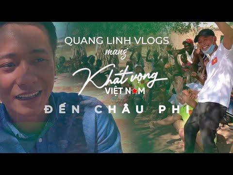 Quang Linh Vlogs - Khát vọng làm điều tử tế xuyên lục địa | VTV24