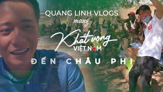 Quang Linh Vlogs - Khát vọng làm điều tử tế xuyên lục địa   VTV24