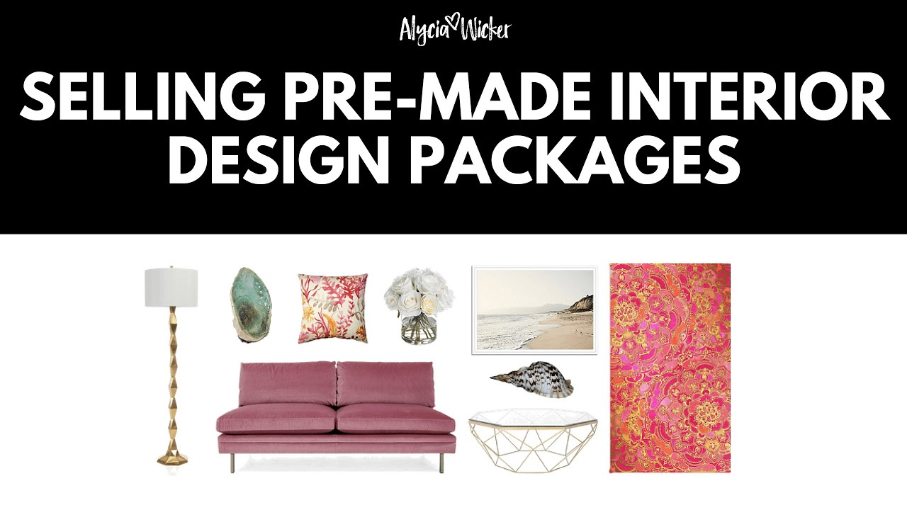 Ing Premade Interior Design Packages