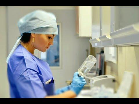 Работа медсестрой в Москве
