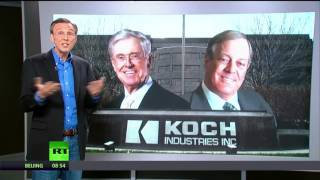Why the Kochs Really Embraced Criminal Justice Reform…
