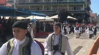 Παρέλαση για τον εορτασμό της 198ης επετείου της Αλώσεως