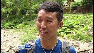 Многократно покорявший Эверест непалец оценил красоту горных пейзажей Сочи