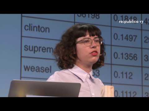 re:publica 2017 - Caroline Sinders: Emotional Trauma, Machine Learning and the Internet on YouTube