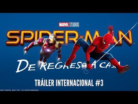 Spider-Man: De Regreso a casa - Tráiler Internacional #3