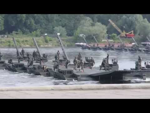 A Bridge Quite Far: Engineers Team Up In Poland | Forces TV