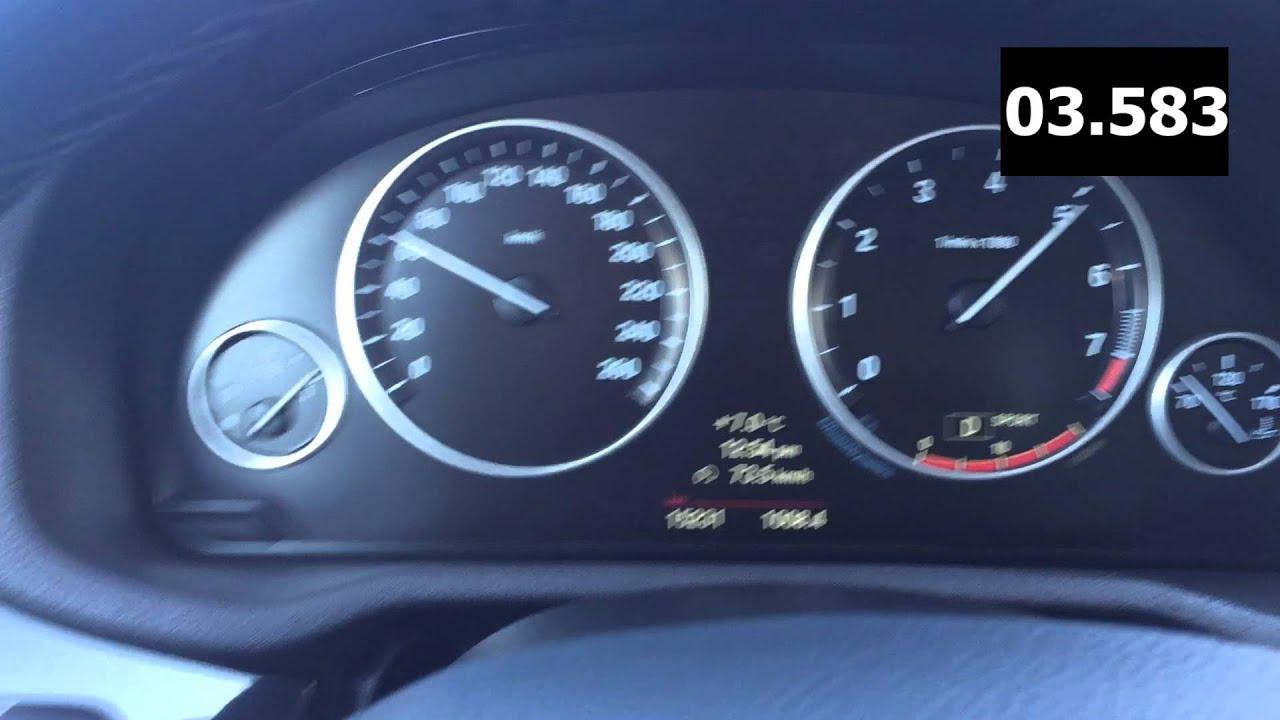 2013 BMW X3 xDrive35i 300hp 300lb ft tq Acceleration 0 60 0 to 100